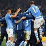 La Lazio sogna lo scudetto